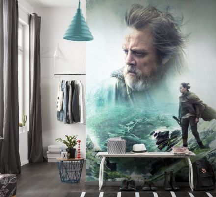 Wallpaper mural Disney STAR WARS The Last Jedi
